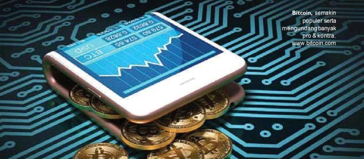 Mengenal Cryptocurrency Bitcoin di Antara Pro dan Kontra