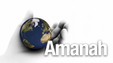 PERINTAH MENUNAIKAN AMANAH