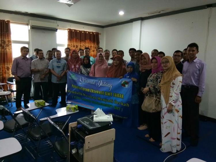 Forum Eksekutif BMT Jabar III