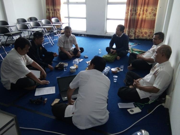 Rapat Triwulan Pengurus Pengawas dan DPS Gakopsyah BMT