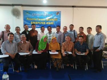 Forum Eksekutif BMT Jawa Barat