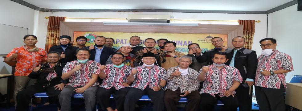 RAT VIII Tahun Buku 2019 Gakopsyah Jabar